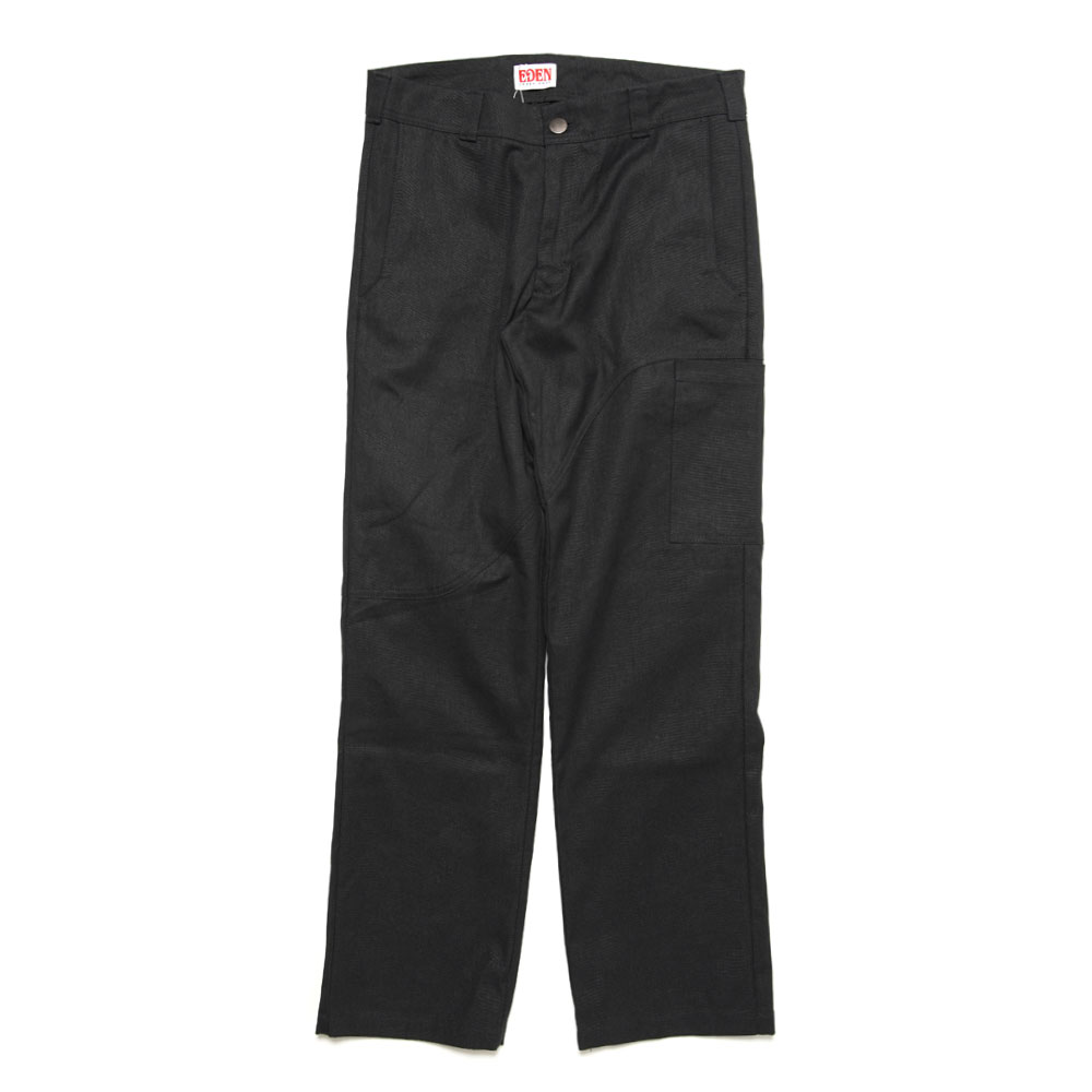 CORP HEMP ORGANIC PANT BLACK&GREY