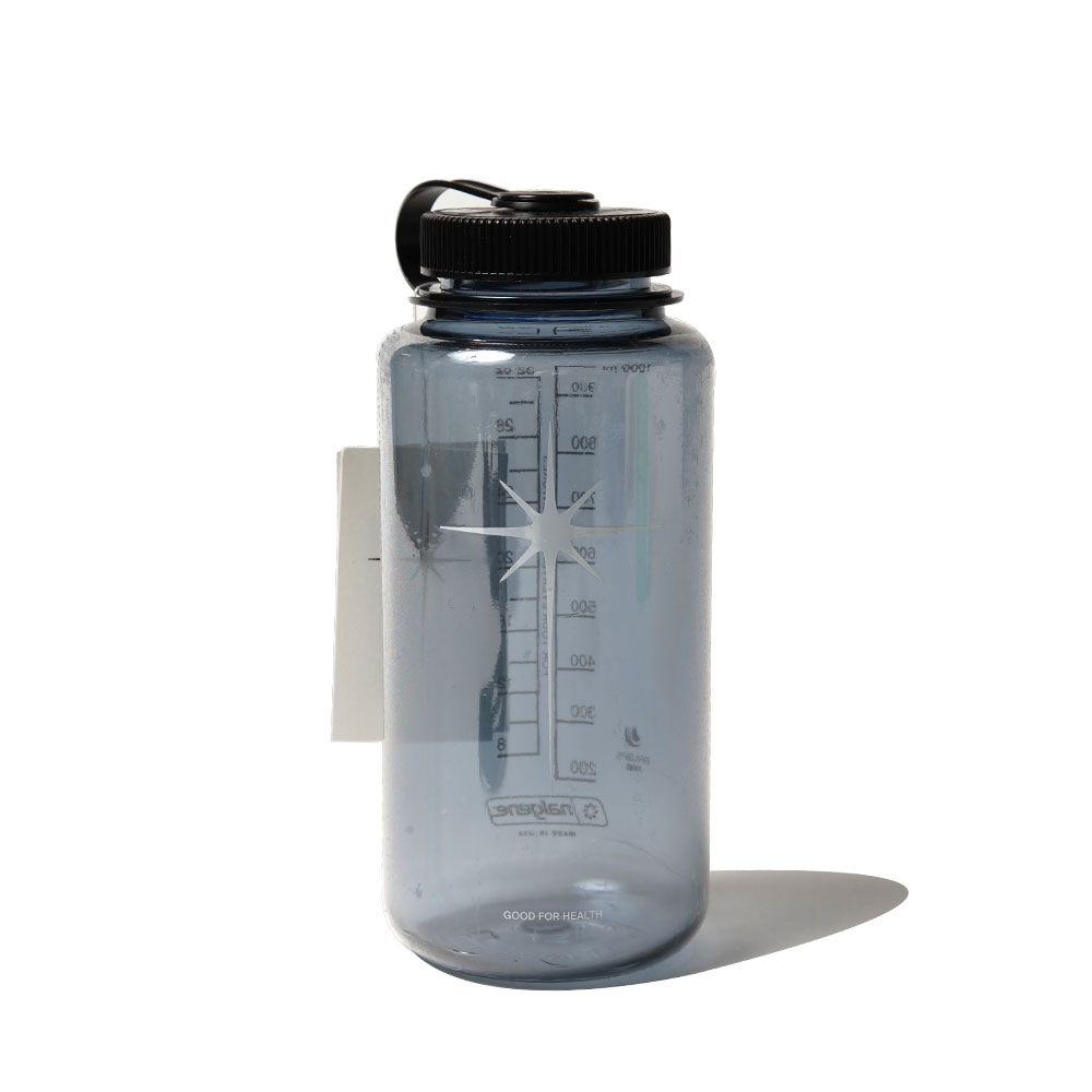 SHINING STAR NALGENE 1L BOTTLE GREY