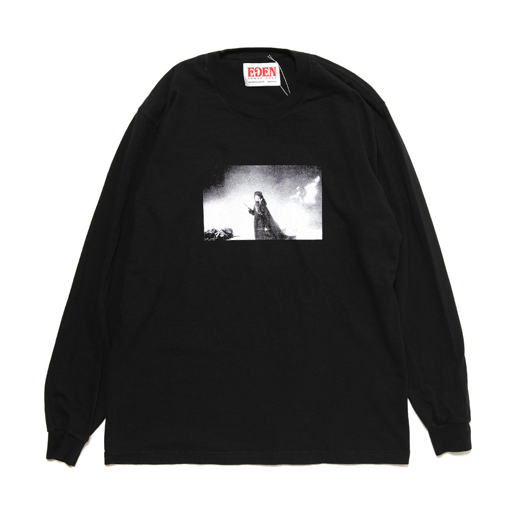 ALIA RECYCLED LONGSLEEVE BLACK